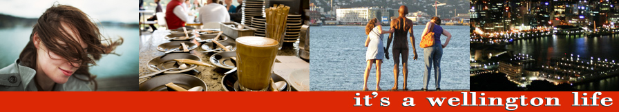 It's A Wellington Life header image 2